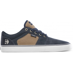 Shoes Etnies Barge LS Navy Brown  White 2020 pour , pas cher