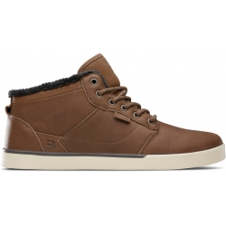 Shoes Etnies Jefferson Mid Brown Tan 2020 pour , pas cher