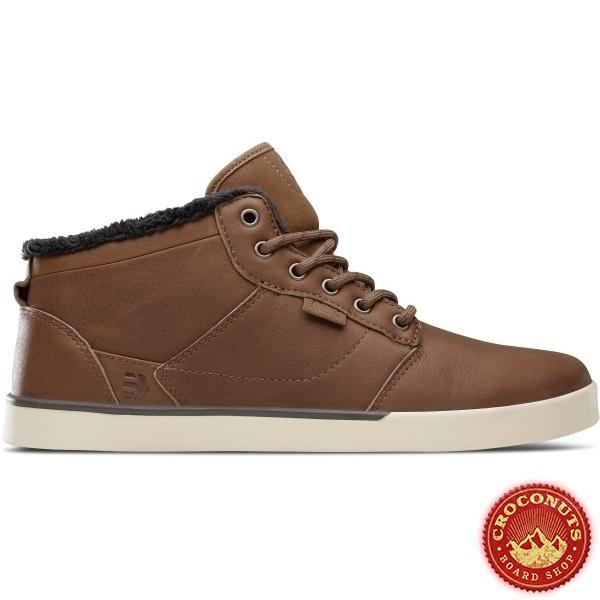 Shoes Etnies Jefferson Mid Brown Tan 2020