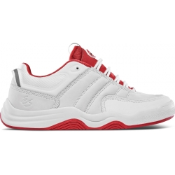 Shoes ES Evant White Red 2020 pour , pas cher