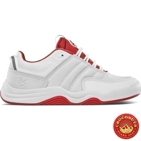 Shoes ES Evant White Red 2020