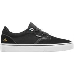 Shoes Emerica Dickson Black White Gold 2020 pour