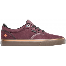 Shoes Emerica Dickson Burgundy Gum 2020 pour