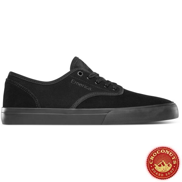 Shoes Emerica Wino Standard Black Black 2020