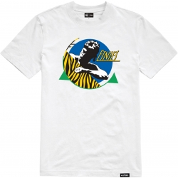 Tee Shirt Etnies Retro SS White 2020 pour