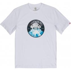 Tee Shirt Element Aiken Optic White 2020 pour homme