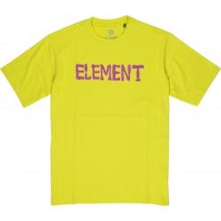 Tee Shirt Element Lettering Sulphur Spring 2020 pour homme