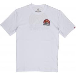 Tee Shirt Element Sonata Optic White 2020 pour homme