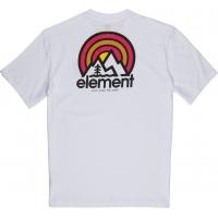 Tee Shirt Element Sonata Optic White 2020