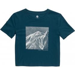 Tee Shirt Element Christa Legion Blue 2020 pour femme