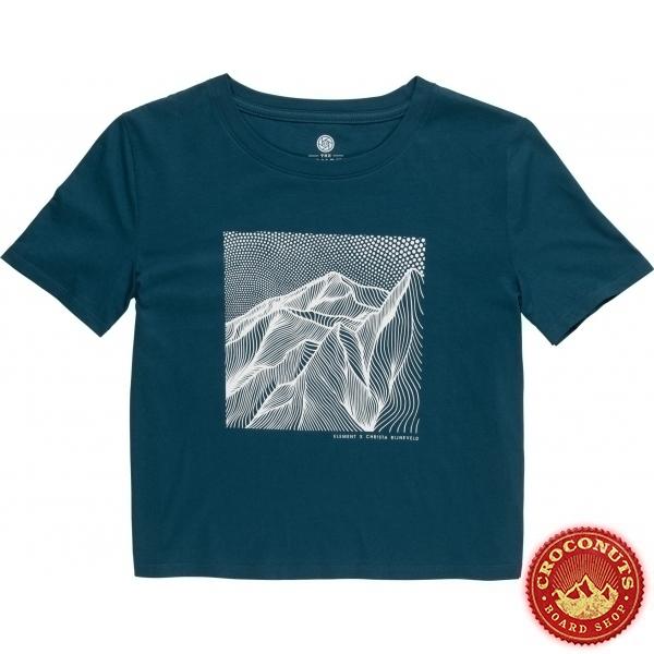 Tee Shirt Element Christa Legion Blue 2020