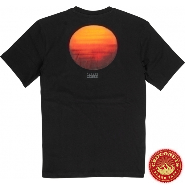 Tee Shirt Element Sun Black 2020