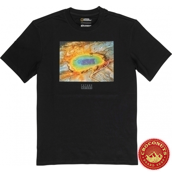 Tee Shirt Element Geyser Black 2020