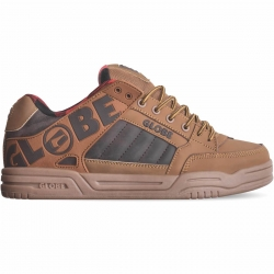 Shoes Globe Tilt Brown Plaid 2020 pour homme