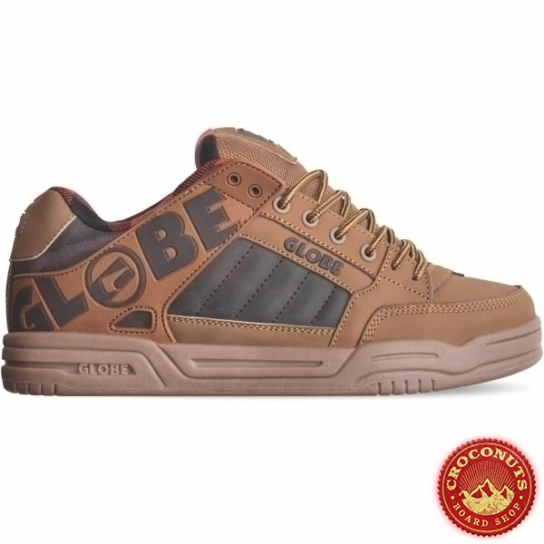 Shoes Globe Tilt Brown Plaid 2020