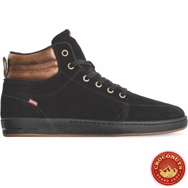 Shoes Globe GS Boot Black Brown 2020