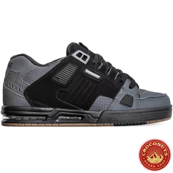 Shoes Globe Sabre Dark Shadow Black Split 2020