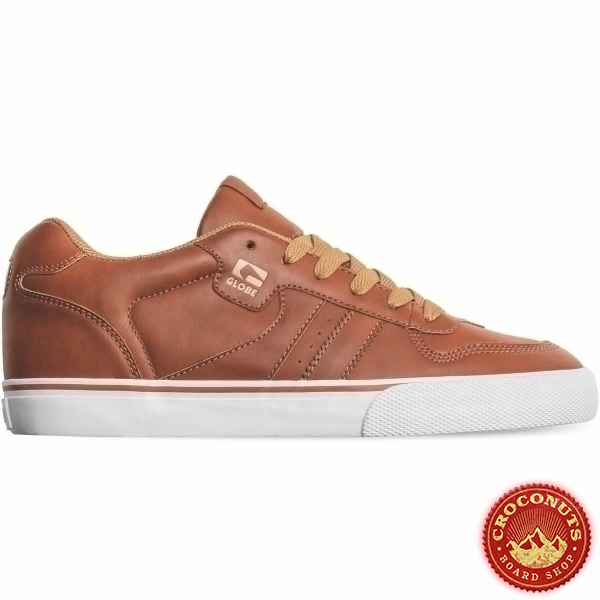 Shoes Globe Encore 2 Ochre Brown 2020