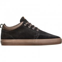 Shoes Globe GS Chukka Black Suede Tobacco 2019 pour homme, pas cher