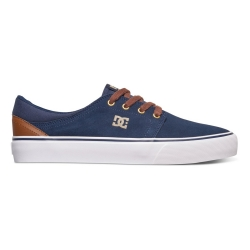 Shoes DC Shoes Trase SD Navy Khaki 2019 pour homme, pas cher