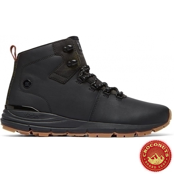 Shoes DC Shoes Muirland Black Camo 2019