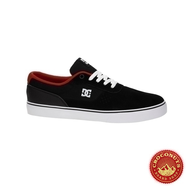 Shoes DC Shoes Switch Black Athletic Red 2019