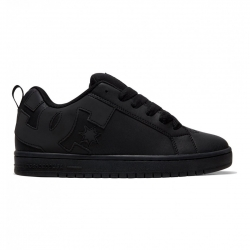 Shoes DC Shoes Court Graffik Black Shadow Print 2020 pour homme