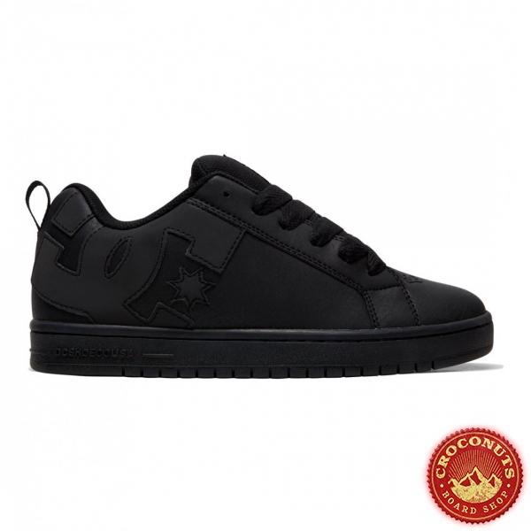 Shoes DC Shoes Court Graffik Black Shadow Print 2020