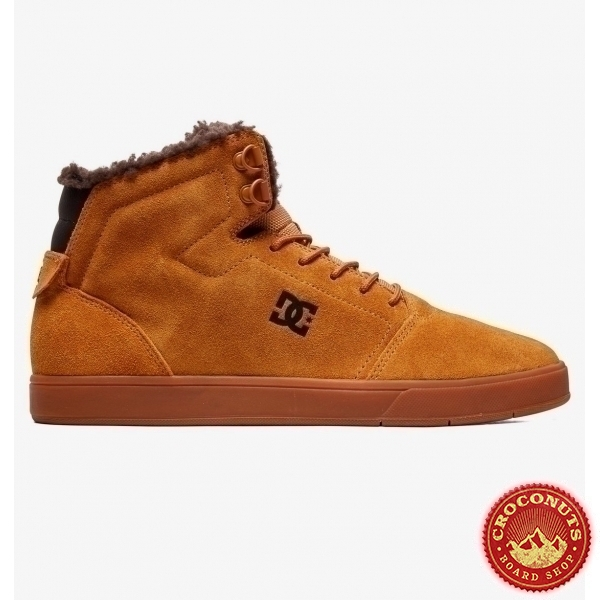 Shoes DC Shoes Crisis High Winter Tan Brown 2020