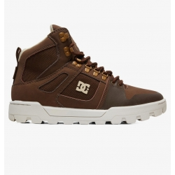Shoes DC Shoes Pure High Top WR Boot Brown 2020 pour homme, pas cher