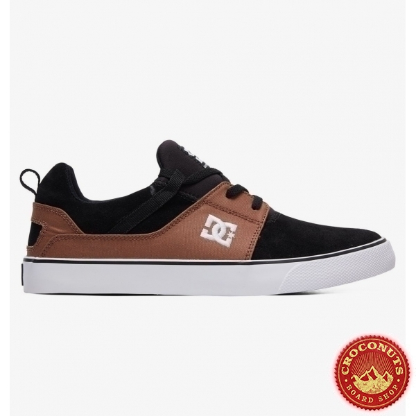 Shoes DC Shoes Heathrow Vulc Black Brown Black 2019