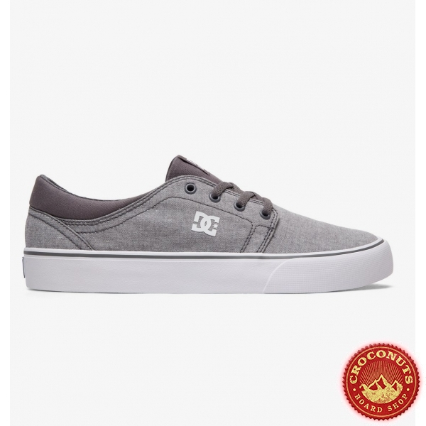 Shoes DC Shoes Trase TX Grey Heather 2020