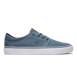 Shoes DC Shoes Trase TX Blue Ashes 2019 pour homme, pas cher