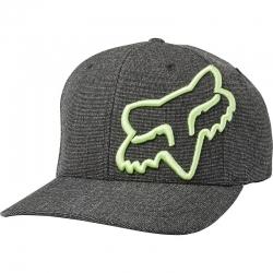 Casquette Fox Clouded Flexfit Black Green 2020 pour homme, pas cher
