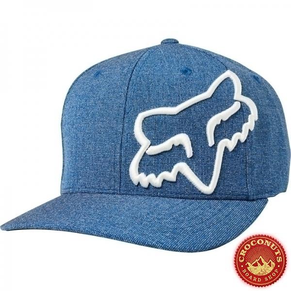Casquette Fox Clouded Flexfit Royal Blue 2020