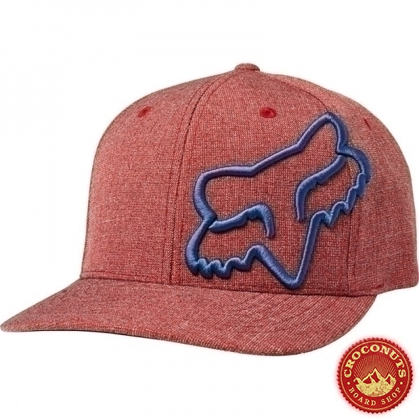 Casquette Fox Clouded Flexfit Chili 2020