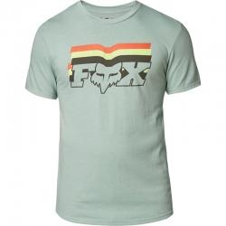 Tee Shirt Fox Far Out Eucalyptus 2020 pour homme