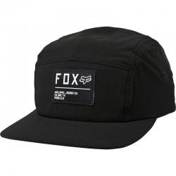 Casquette Fox Non Stop 5 Panel Black White 2020 pour homme, pas cher