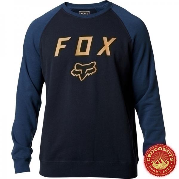 Sweat Fox Legacy Crew Fleece Light Indigo 2020