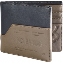 Porte Feuille Fox The Corner Black 2020 pour homme