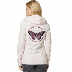 Sweat Fox Flutter PO Fleece Light Pink 2020 pour femme