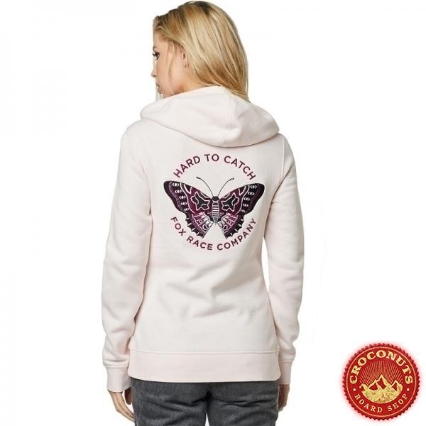 Sweat Fox Flutter PO Fleece Light Pink 2020