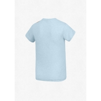Tee Shirt Picture Timmiaq Pale Blue Melange 2020