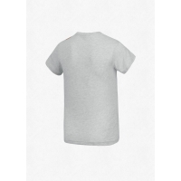 Tee Shirt Picture Nanuq Light Grey Melange 2020