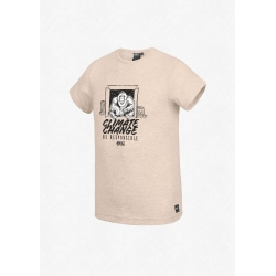 Tee Shirt Picture Illukoq Beige Melange 2020 pour homme