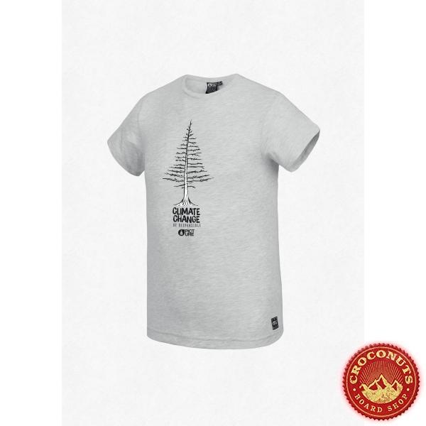 Tee Shirt Picture Niut Light Grey Melange 2020