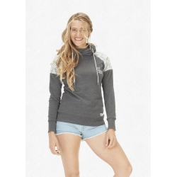 Sweat Picture Hello Dark Grey Melange 2020 pour femme