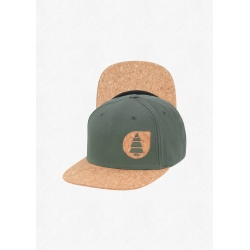 Casquette Picture Narrow Army Green 2020 pour