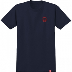 Tee Shirt Spitfire Lil Bighead Navy Red 2020 pour homme