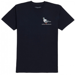 Tee Shirt Anti Hero Lil Pigeon Navy Multi 2020 pour homme, pas cher